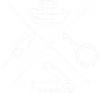 Emblem Whtie and Texture